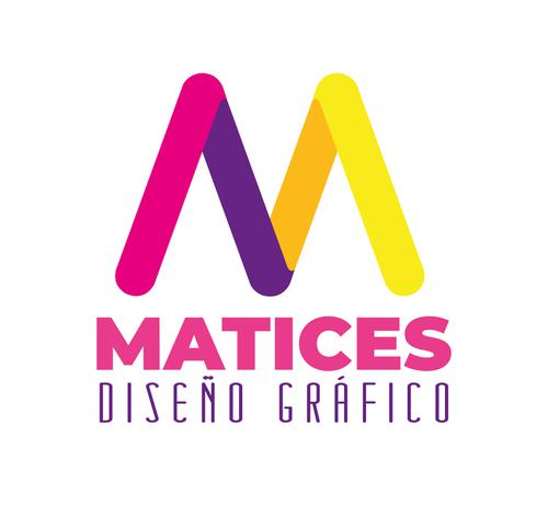 MATICES DISEÑO GRAFICO logo
