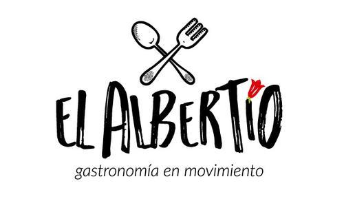 El Albertío , gastronomía en movimiento  logo