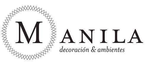 Manila Decoracion y Ambientes logo