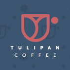 TULIPAN COFFEE logo