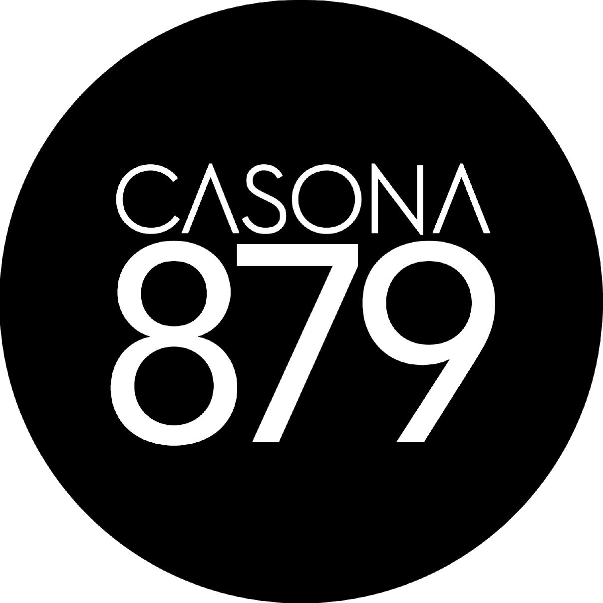 CASONA 879 logo