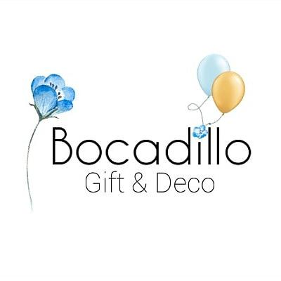 Bocadillo Gift and Deco logo