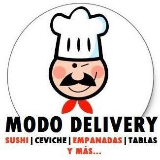 Modo Delivery logo