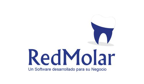 Red Molar logo