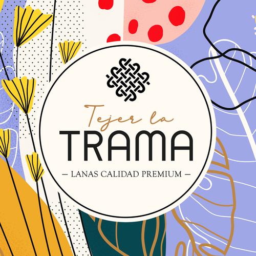 Lanas Tejer la Trama  logo