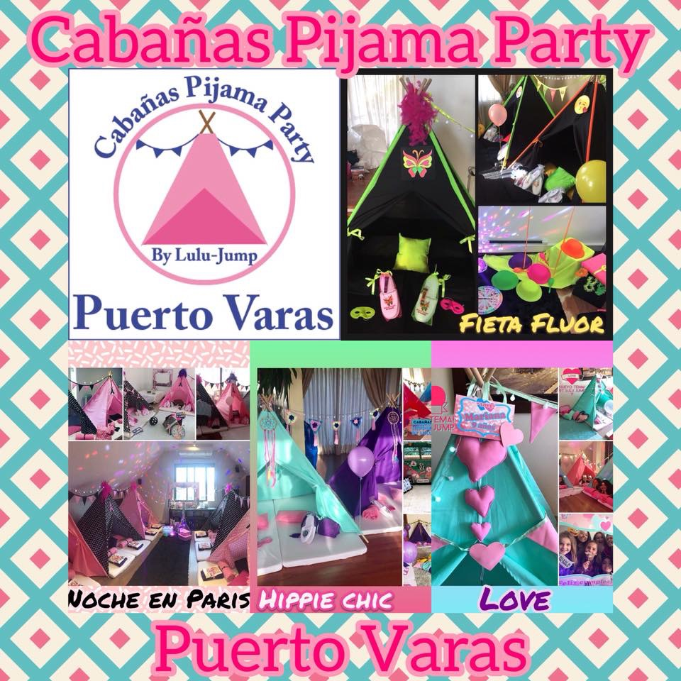 Cabañas Pijama Party Puerto Varas  logo