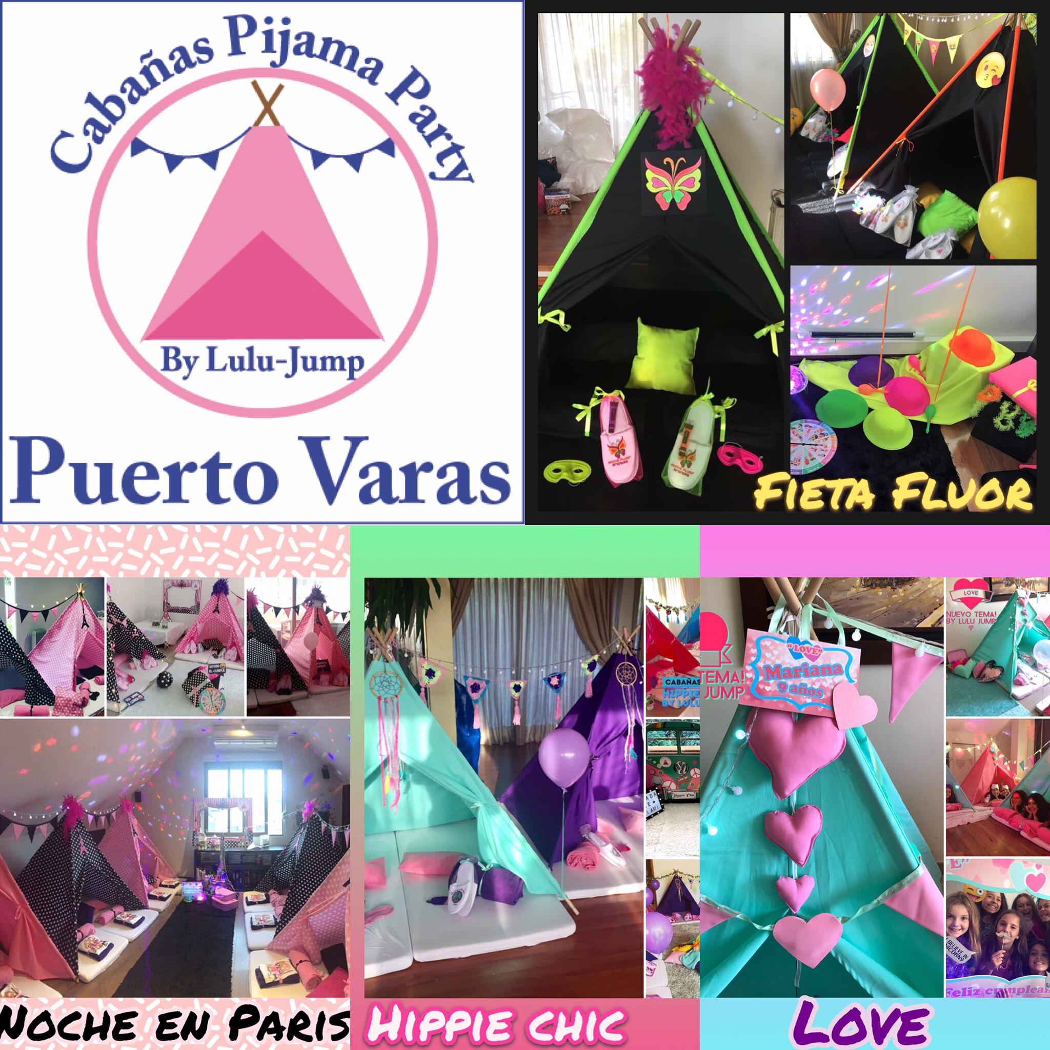 Cabañas Pijama Party Puerto Varas